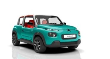 Citroën E-MEHARI: elettrone libero