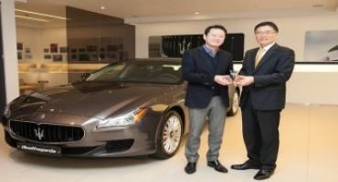 Maserati, la Corea si conferma uno dei più importanti mercati per la Casa del Tridente