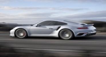 Porsche 911 Turbo e 911 Turbo S: debutto a Gennaio 2016