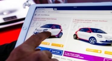 smart fortwo e forfour, dal 10 Dicembre si possono acquistare online