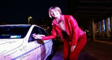 #IoSonoElettrica, Cristina Chiabotto firma la mobilità del futuro
