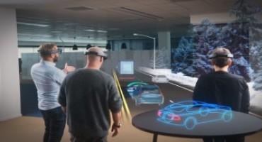 Volvo Cars e Microsoft sviluppano insieme nuove tecnologie per il mondo dell'auto