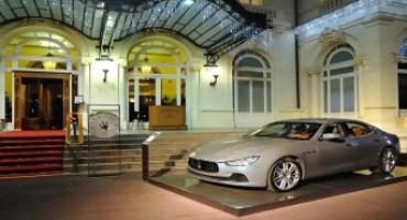 Maserati, la storia del Marchio in un Premio al Casinò di Sanremo