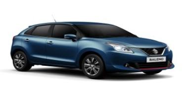 Suzuki presenta BALENO Web S Edition, puoi essere tua attraverso il web store online