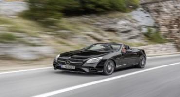 Nuova Mercedes-Benz SLC, il lancio a Marzo 2016 per raccogliere l'eredità della SLK
