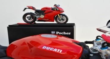 Ducati 1299 Panigale S by Pocher: soddisferà la vostra passione per il modellismo