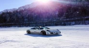 Porsche Driving Experience: il programma dei corsi Ice Camp riprende a Gennaio, da Livigno