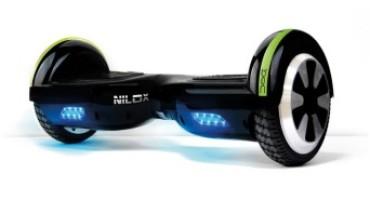 """Nilox lancia """"DOC"""" lo skateboard del futuro"""