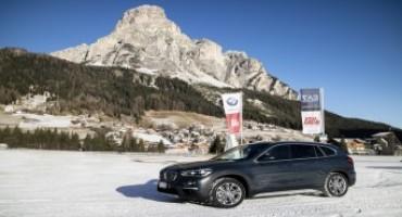 BMW xDrive Experience, il primo appuntamento in Alta Badia
