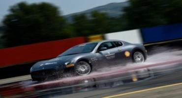 Da Maserati i nuovi corsi di guida Master 2016
