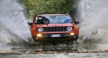 """Jeep® Renegade riceve il premio di miglior """"4×4 dell'anno 2016"""""""