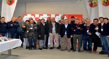 Trofeo Abarth confermato anche per il 2016