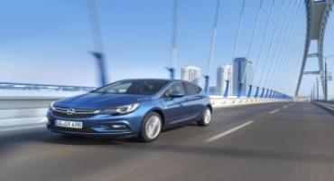 Opel, volano le vendite in Europa, superato il milione di unità