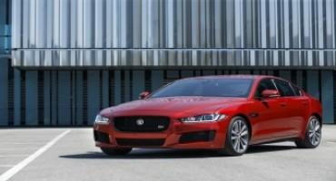 Jaguar, le berline XE e XF ottengono le 5 stelle Euro NCAP 2015