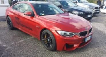 Test Drive: BMW M4, il ritorno del sei cilindri