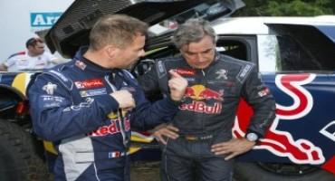 Team Peugeot Total, equipaggi al via della Dakar 2016!