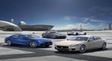 Maserati, nel 2015 immatricolate oltre 1360 auto, mai così nella storia del Tridente!