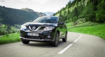 Nissan promuove la sicurezza stradale offrendo in omaggio il sistema Safety Shield su Nissan X-Trail
