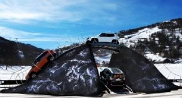 Al via 'Winterproof': la nuova avventura invernale firmata Jeep®