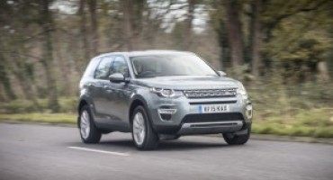 Land Rover Discovery Sport takes 4×4 prize in Businesscar Awards