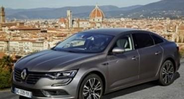 Renault Talisman trionfa al 31° Festival Automobilistico Internazionale