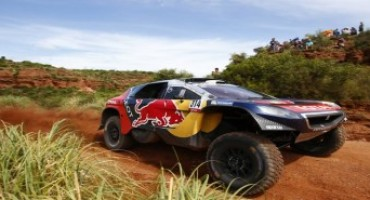 DAKAR: seconda doppietta delle Peugeot 2008 DKR