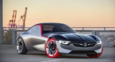 GT Concept, la nuova sportiva del futuro che Opel presenterà al Salone di Ginevra 2016