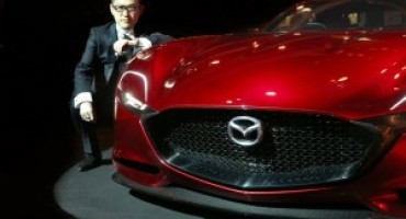 "Mazda RX-VISION vince il premio ""Most Beautiful Concept Car of the Year"""
