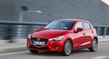 Mazda2, adesso anche con motore SKYACTIV –D 1.5 da 105 CV