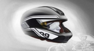 BMW Motorrad, nuovo concept vehicle con fari laser per motocicli e un casco con head-up display