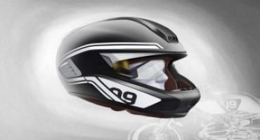 BMW Motorrad, nuovo concept vehicle con fari laser per motocicli e un casco con head-up display
