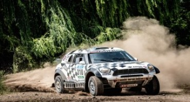 Rally Dakar – 5° giorno – 4a tappa: la MINI ALL4 Racing è tra le migliori tre!