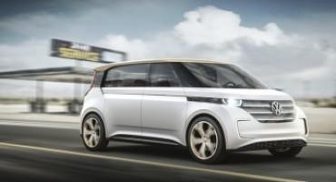 Volkswagen al CES di Las Vegas presenterà, in anteprima mondiale, il minivan BUDD-e