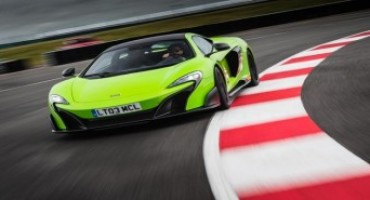 McLaren Automotive posts successive record, driving 250 new manufacturing jobs