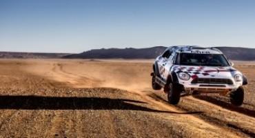 Dakar Rally , 12 MINI ALL4 Racing al via della edizione 2016