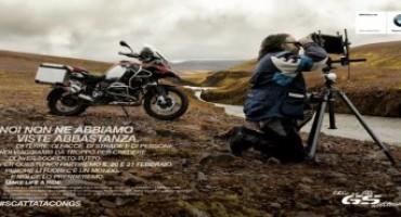 BMW Motorrad, un open weekend per immergersi nell'avventura del mondo GS