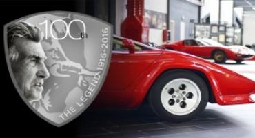 Ferruccio Lamborghini Anniversary, 100 anni fa nasceva il genio meccanico