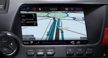 Citroen DS 5, con il DS Connect NAV sei sempre connesso in tempo reale