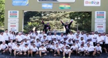 Dakar Rally 2016, sette MINI ALL4 Racing tra le migliori quindici