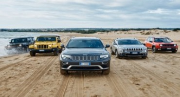 Jeep®, miglior anno di sempre per il marchio nella regione EMEA