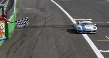 Carrera Cup Italia 2015: confermato il titolo conquistato in pista, è Riccardo Agostini il Campione