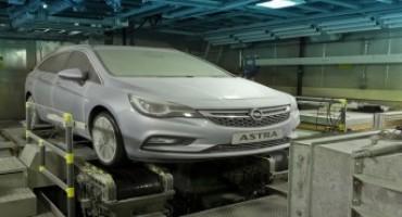 Opel, i test in condizioni estreme della nuova Astra Sports Tourer
