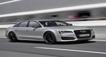 Audi presenta le nuove RS 7 performance e S8 plus da 605 cavalli!