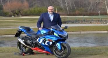 Suzuki Italia, Massimiliano Mucchietto è il nuovo Direttore Generale Moto