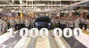 Renault, dallo stabilimento di Maubeuge esce il milionesimo Kangoo  (2° generazione)