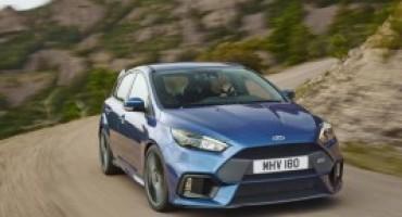 Ford Focus RS, celebrata la produzione della 1a RS di nuova generazione