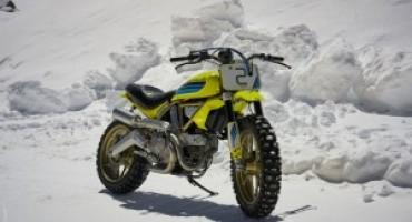 Scrambler® affascina il pubblico del Motor Bike Expo di Verona con tre inedite special