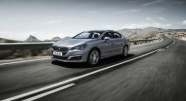 Peugeot presenta la nuova 508 berlina destinata alle Flotte