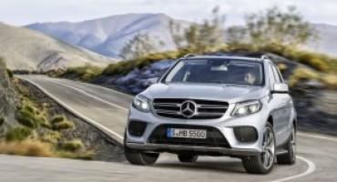 I nuovi SUV Mercedes-Benz in esclusiva nella AVIS Winter Prestige Collection