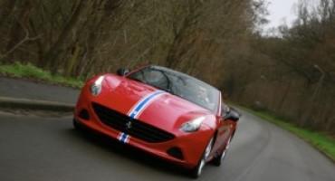 """Ferrari presenta California T """"Handling Speciale"""", per una guida ancora più coinvolgente"""